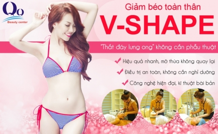 Cong nghe giam beo V shape